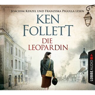CD - Follett, Ken - Die Leopardin