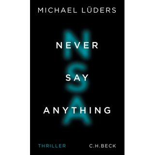 Lüders, Michael - Never Say Anything (TB)