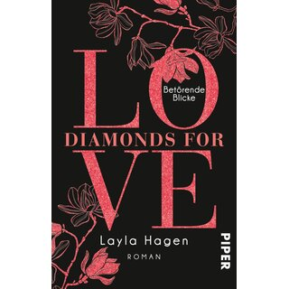 Hagen, Layla - Diamonds For Love - Band 6 – Betörende Blicke - Roman (TB)